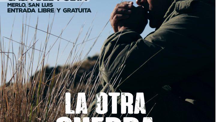 LARGOMETRAJE PRODUCIDO Y DIRIGIDO POR IVAN GAZZO  Avant Premiére de «La otra guerra» Un relato inédito sobre la guerra de Malvinas