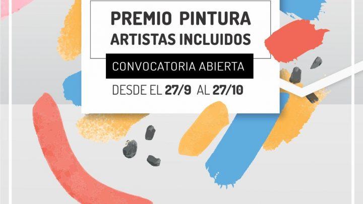 ORGANIZADO POR LA CASA DEL POETA Concurso «Premio Pintura Artistas Incluídos»