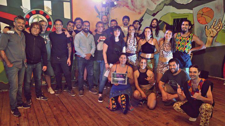 TRES BANDAS DE MERLO  Ganadores del Pre Festival «Valle del Sol Rock»