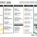 Actividades 2020 en Amigos de Merlo