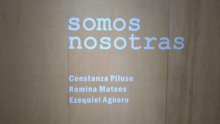 HASTA EL 17 DE MARZO Muestra «Somos Nosotras» en la Casa del Poeta